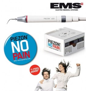 Skaler do montażu EMS PIEZON No Pain LED Kit