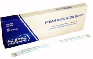 TEST SPS MEDICAL DO STERYLIZACJI 250